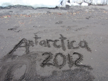 Antarctic Expedition 23 Dec 2012 - 1 Jan 2013